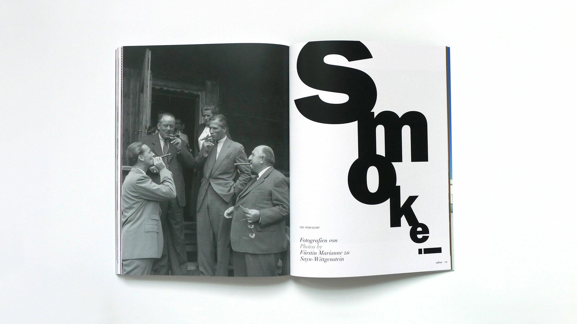 Salon 2012 – Smoke!