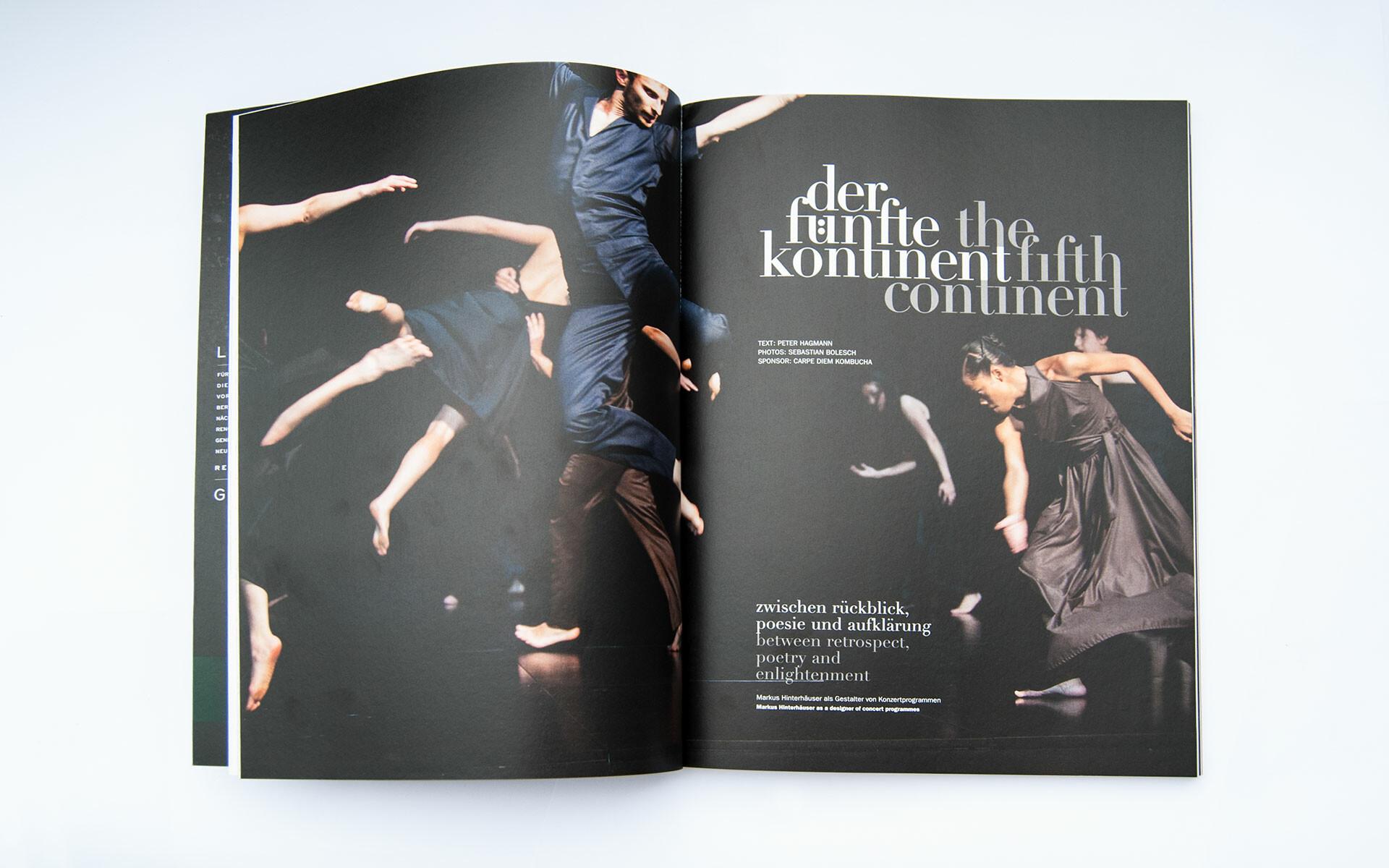 Salon 2011 – fifth continent