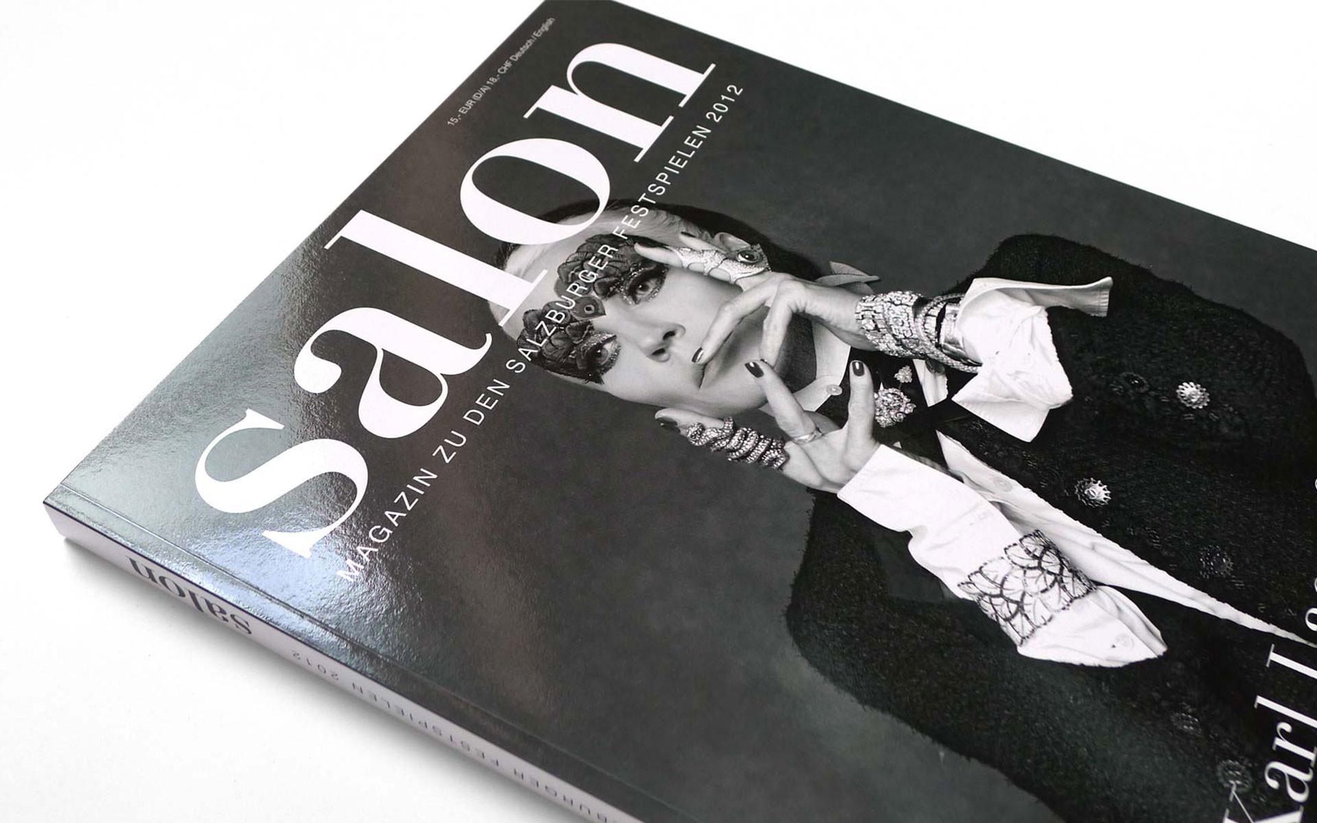 Salon 2012 – Cover