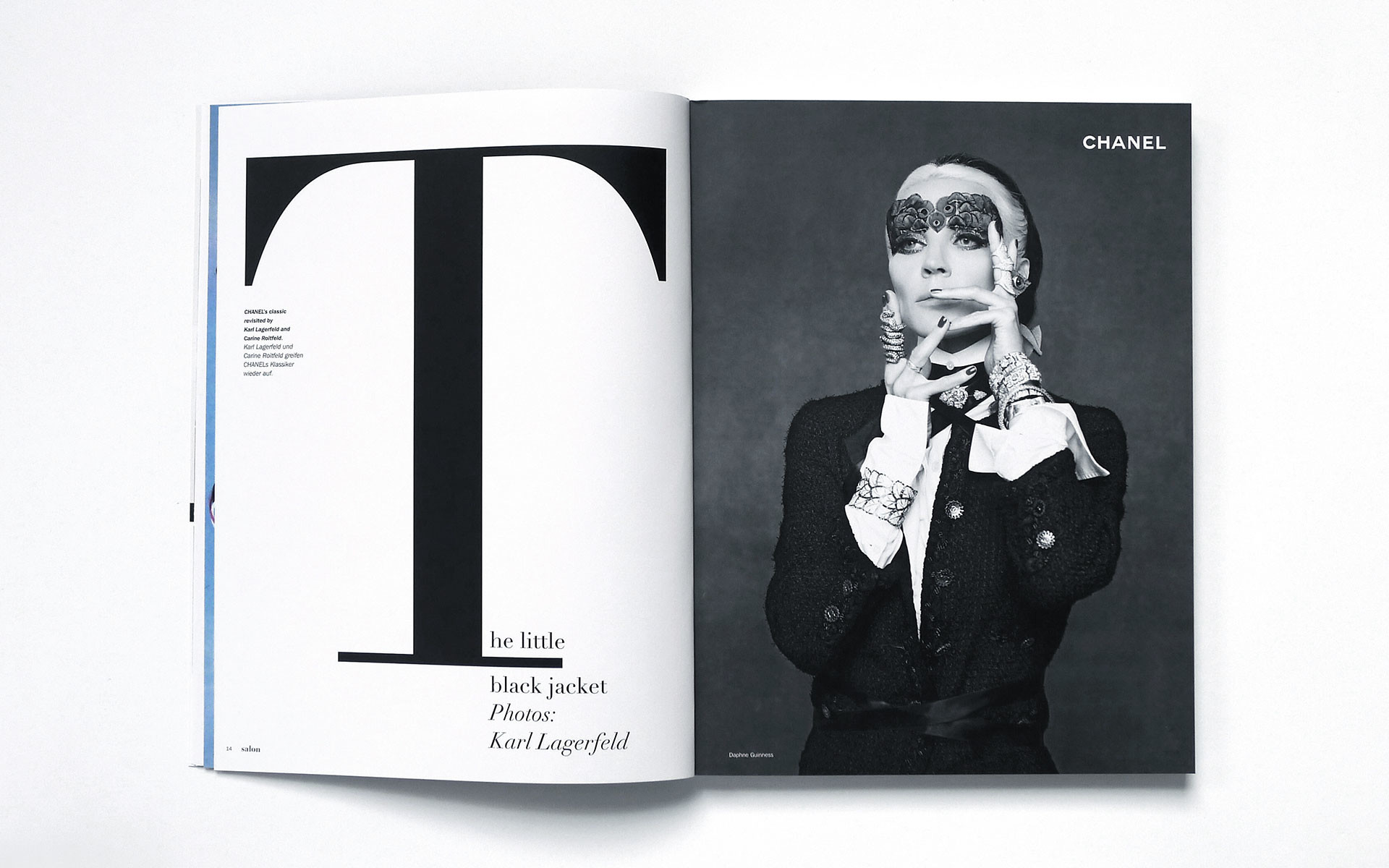 Salon 2012 – Cover story