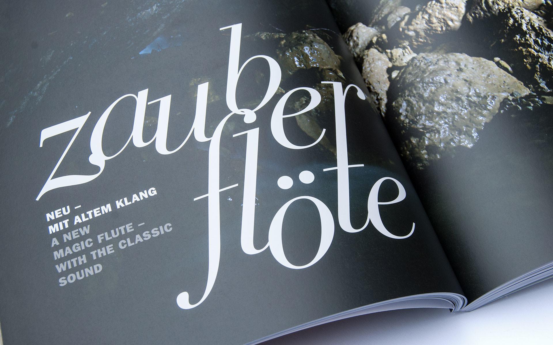 Salon 2012 – Zauberflöte
